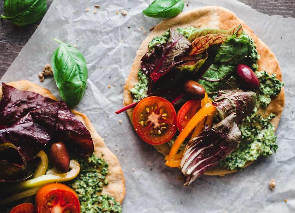 veganski kruh