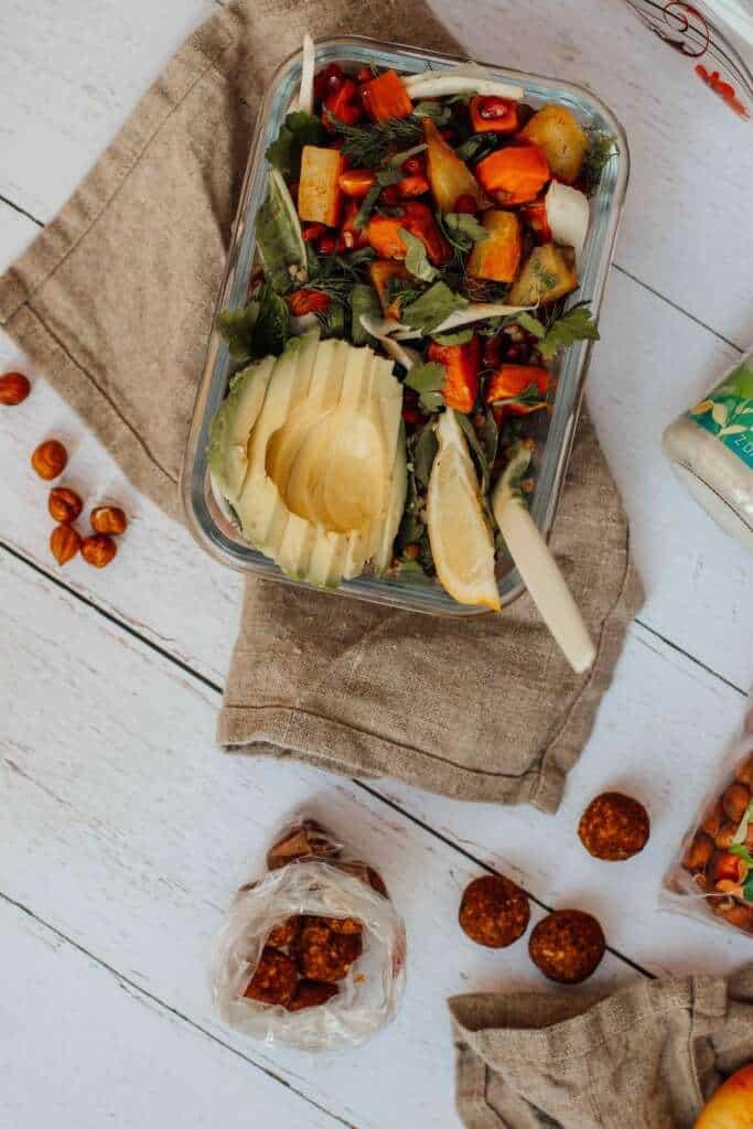 Healthy Buckwheat Salad