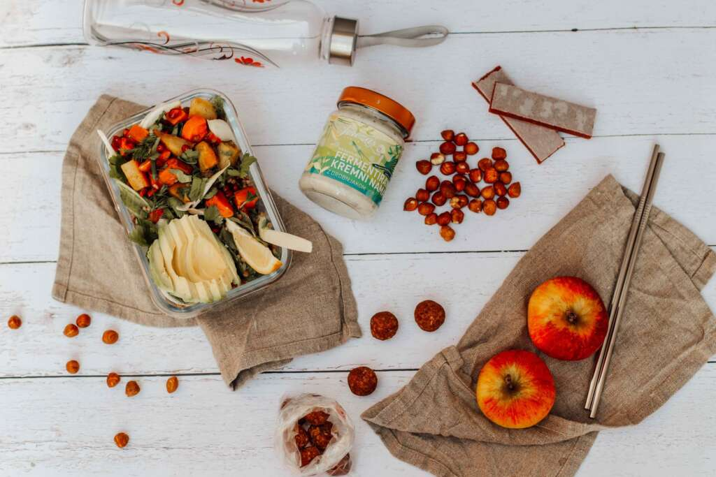 Healthy recipes for travel